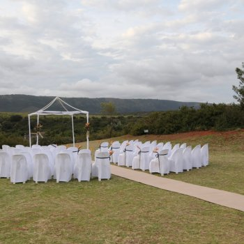 Pumba Private Game Reserve Weddings Ceremony Seating Layout