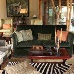 Pumba Msenge Bush Lodge Lounge