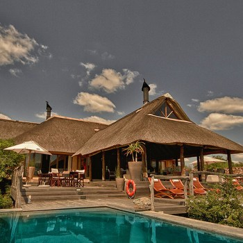 Pumba Private Game Reserve Water Lodge Exterior