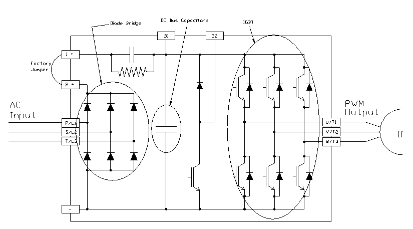 Open-Delta Systems Affect Variable Frequency Drives