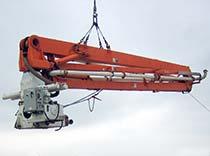 hopper setup diagram how to wire an outlet telescopic belt conveyors, telebelts, placing booms   brundage-bone & blanchet, llc