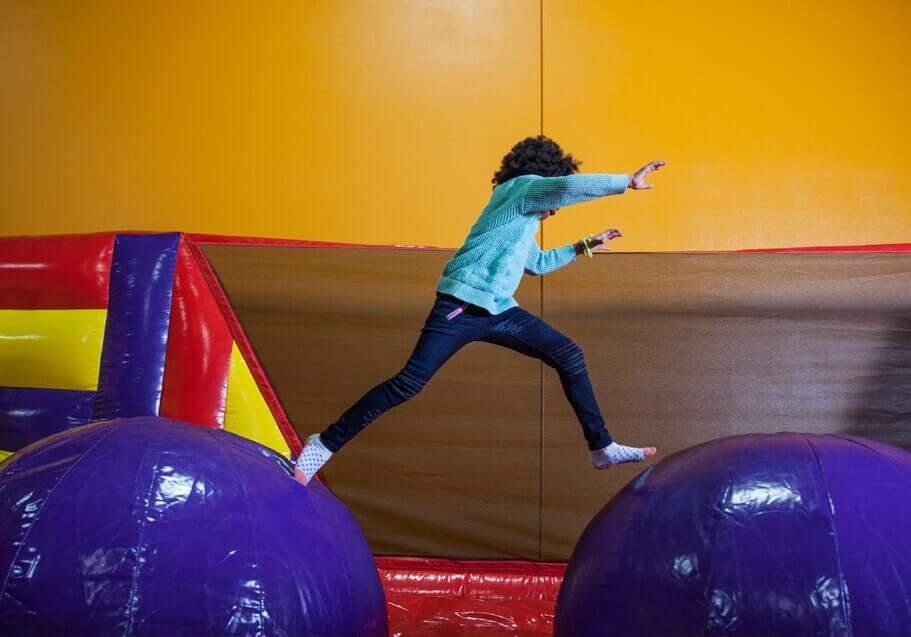 Kids Birthday Party Place  Indoor Bounce House  Pump It Up