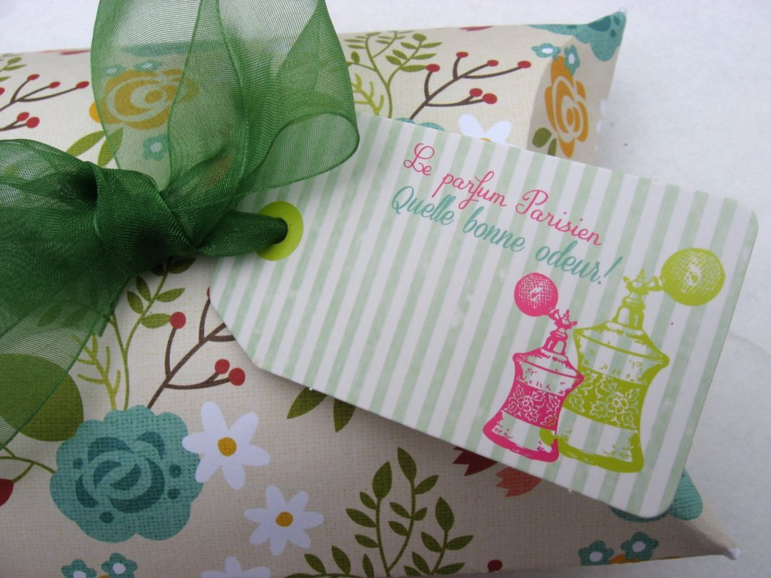 Gift packaging custom made by PumpjackPiddlewick