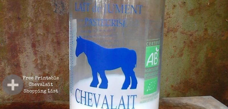 Have you ever tasted Horse Milk French Chevalait @PumpjackPiddlewick