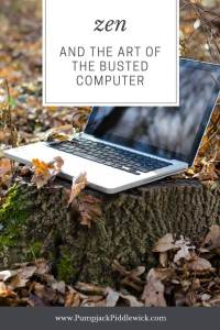 The Art of the Busted Computer at PumpjackPiddlewick