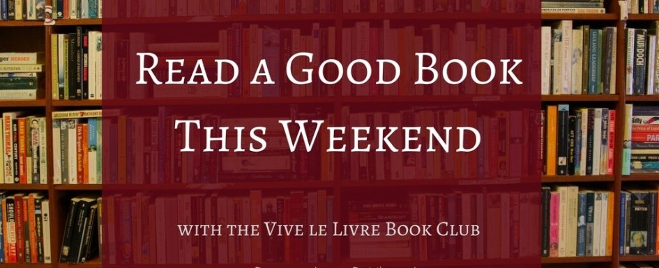 Read a Good Book This Weekend at Pumpjack & Piddlewick