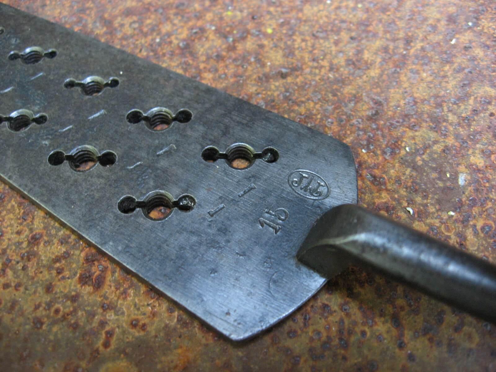 watch wire winder gauge vintage tool at PumpjackPiddlewick