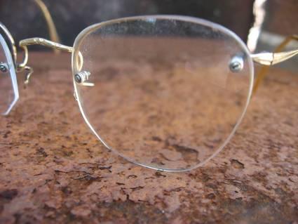 1930s art deco HCO 20 gold filled rimless eyeglasses_B_PumpjackPiddlewick