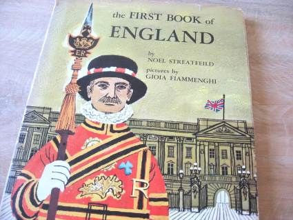 English history book by Noel Streatfield