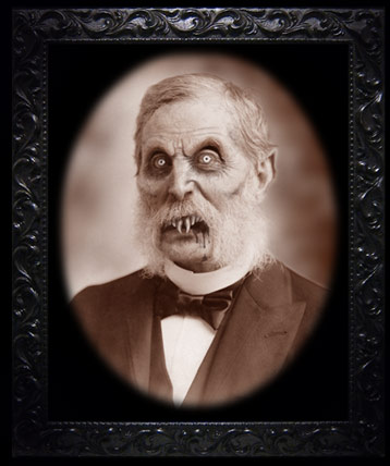 Image result for Ghoulish faces
