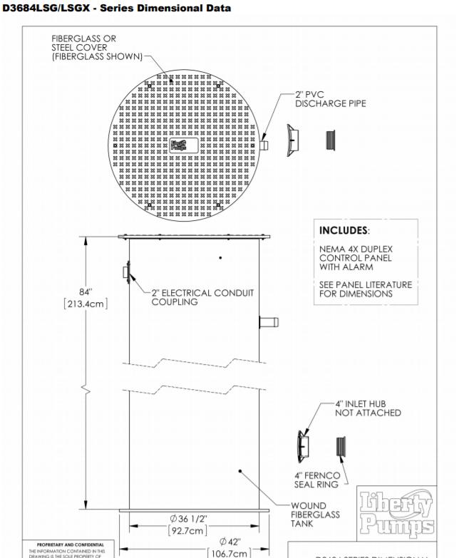 liberty d3684 series duplex grinder package