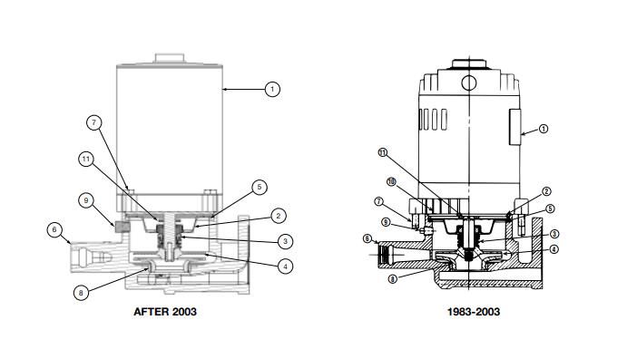 Hoffman 160013, WCSD-12-20-B-MA Watchman Duplex Steel