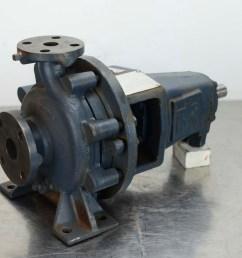 ingersoll rand h hc 1 5x1x6hc pump [ 1800 x 1286 Pixel ]