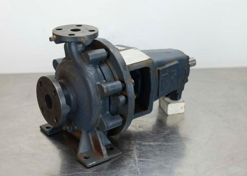 medium resolution of ingersoll rand h hc 1 5x1x6hc pump