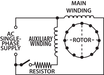 Ac Motor Centrifugal Switch AC Motor Fan Wiring Diagram