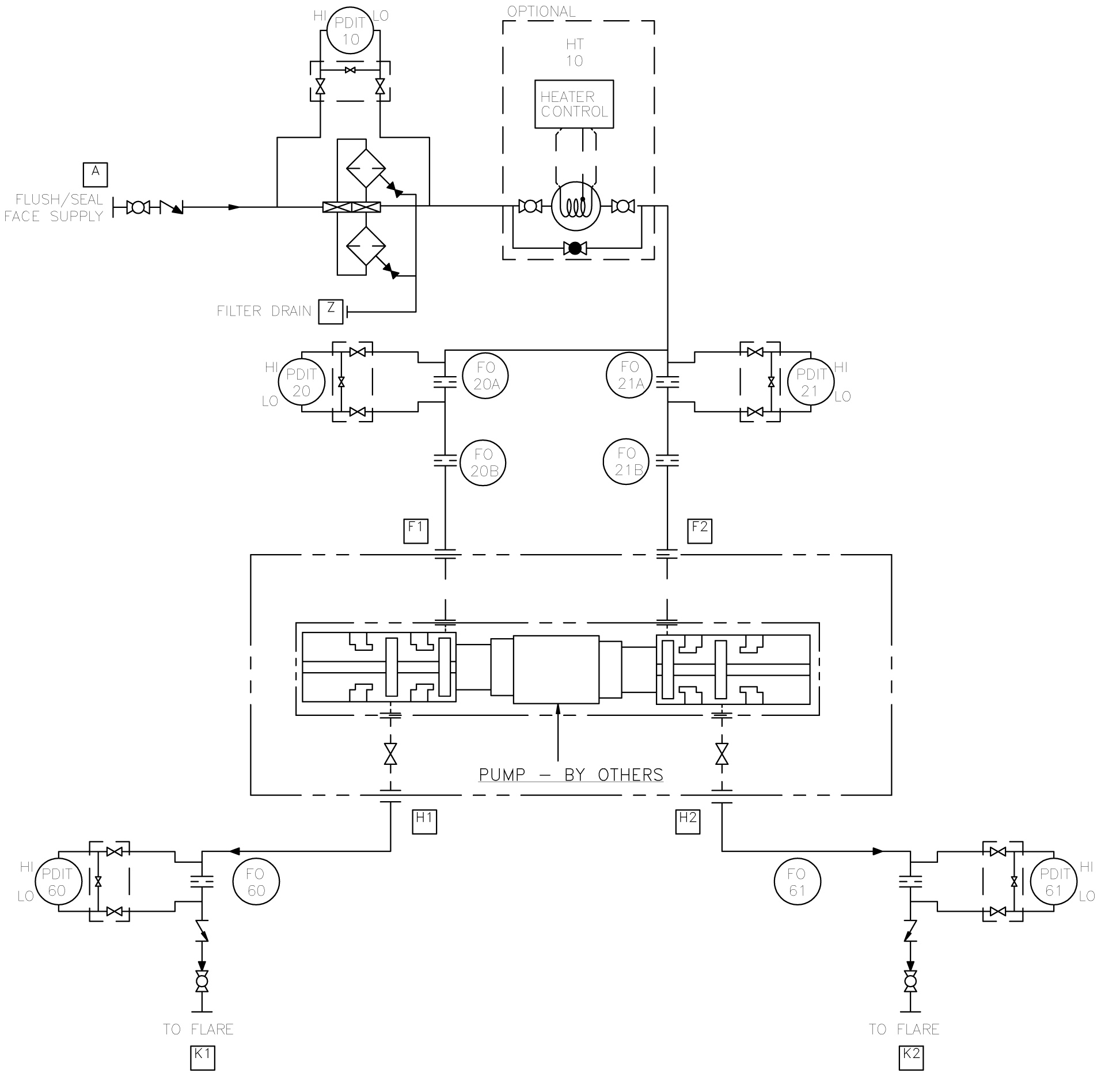 centrifugal pump mechanical seal diagram 1993 ford f150 radio wiring sealing supercritical co2 applications