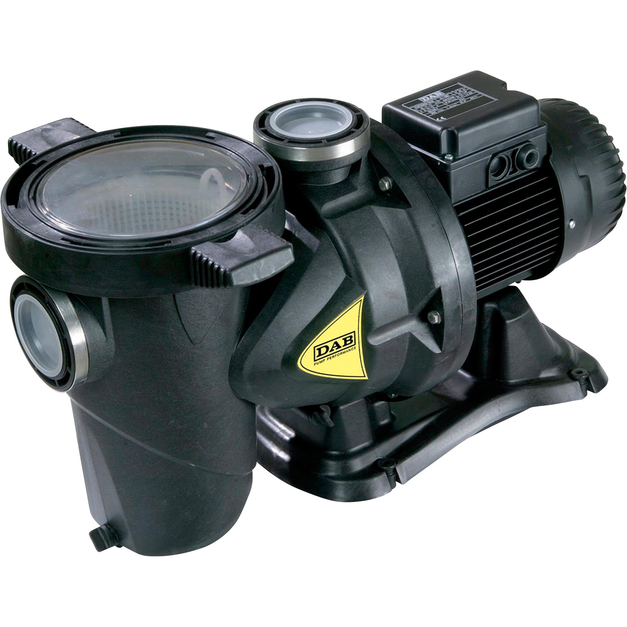 EUROSWIM 150 Electronic Swimming Pool Pump- 6840 GPH - 1.5 HP - 230V