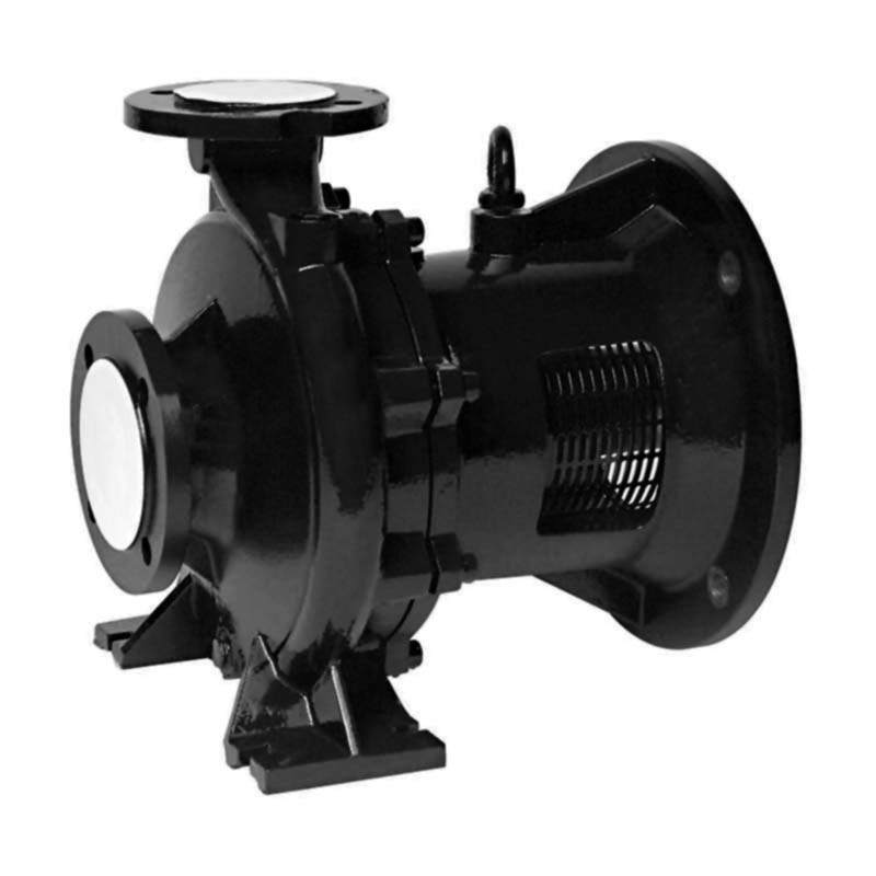 SAER-USA MG1 50-160NA Centrifugal Pump — 34,200 GPH, 25 HP, 1 96 in   Discharge/ 2 55 in  Suction Ports, 220/380 Volts (Cast-iron)