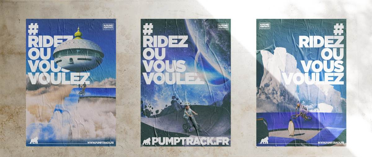 urban pumptrack posters playgones 2 - Accueil