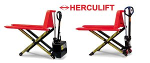 Manual & Electric High Lift Pallet Truck