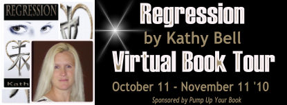 Pump Up Your Book Blog Tour for Regression!