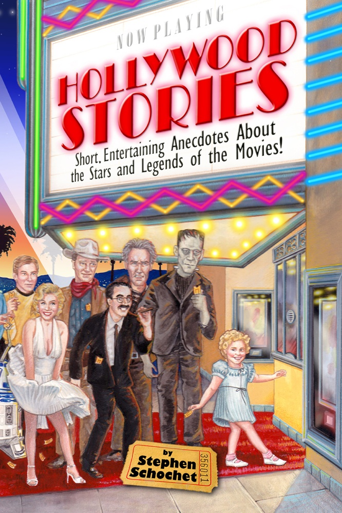 Hollywood Stories front cover