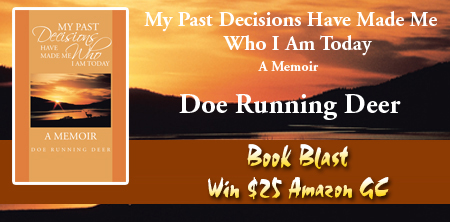 Doe Running Deer Book Blast