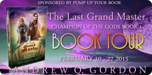 The Last Grand Master banner