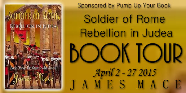 Soldier of Rome Book Banner