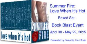 Summer Fire Banner