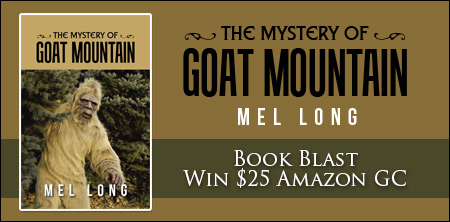 The Mystery of Goat Mountain Book Banner