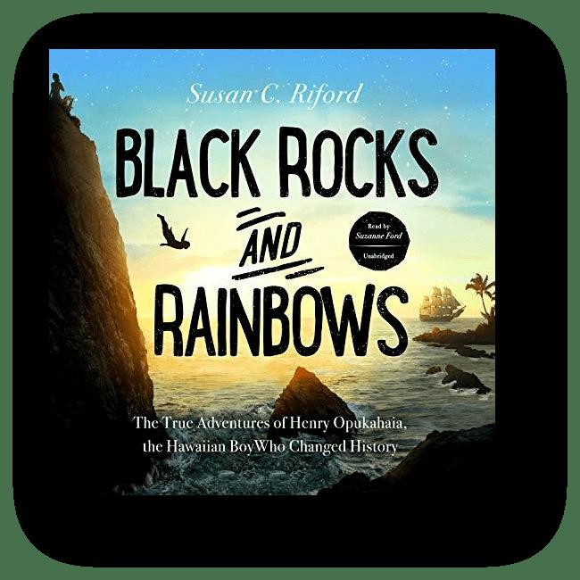 Black Rocks and Rainbows