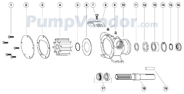3208 Cat Engine Pulley Diagram