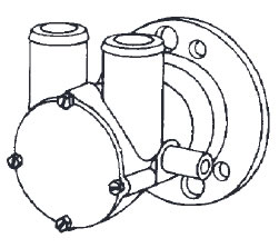 Shallow Well Pump Manual Industrial Piping Hydro Pump