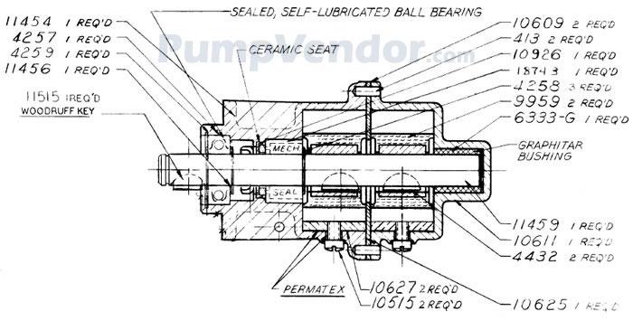 Sherwood D75 D-75 Parts List
