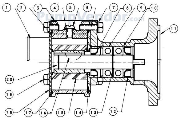 Sherwood G1005 G-1005 Parts List