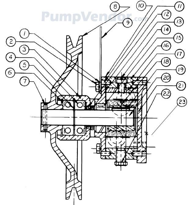 Sherwood N10470 N-10470 Parts List