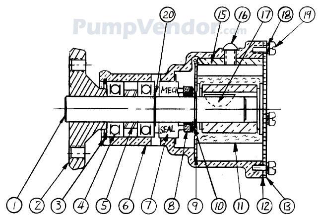 Sherwood P101 P-101 Parts List