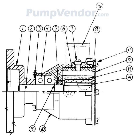 Sherwood P102 P-102 Parts List