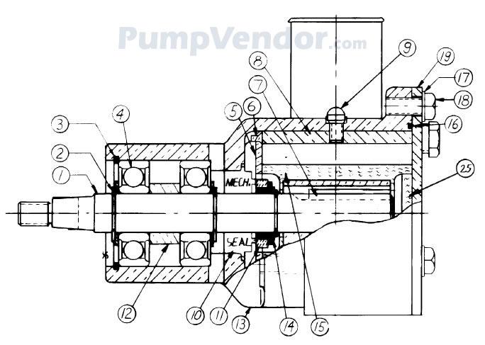 Sherwood P171 P-171 Parts List