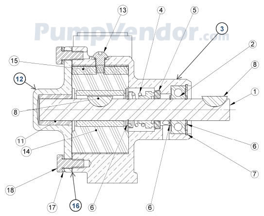 Sherwood R102 R-102 Parts List