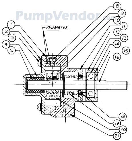 Sherwood R30G R-30G Parts List