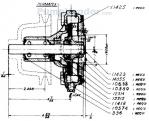 Sherwood Pump Parts Lists