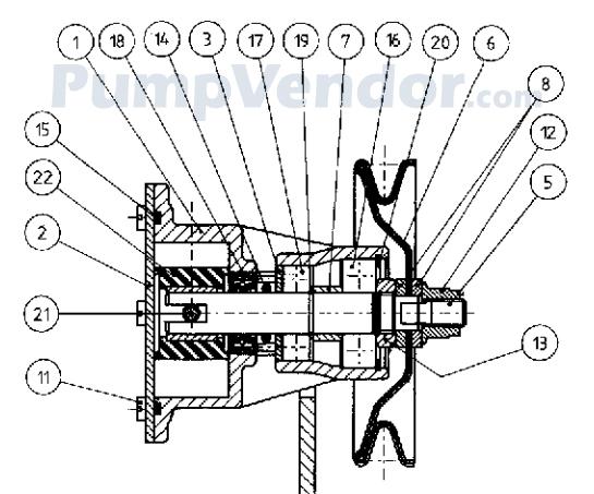 Yanmar 128377-42500 Parts List