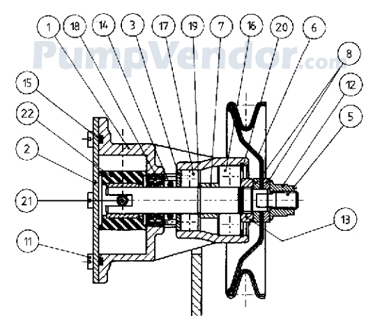Yanmar 128397-42500 Parts List