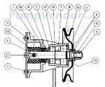 Yanmar Pump Parts Lists