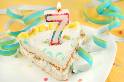 Ideas For A 7th Birthday Party
