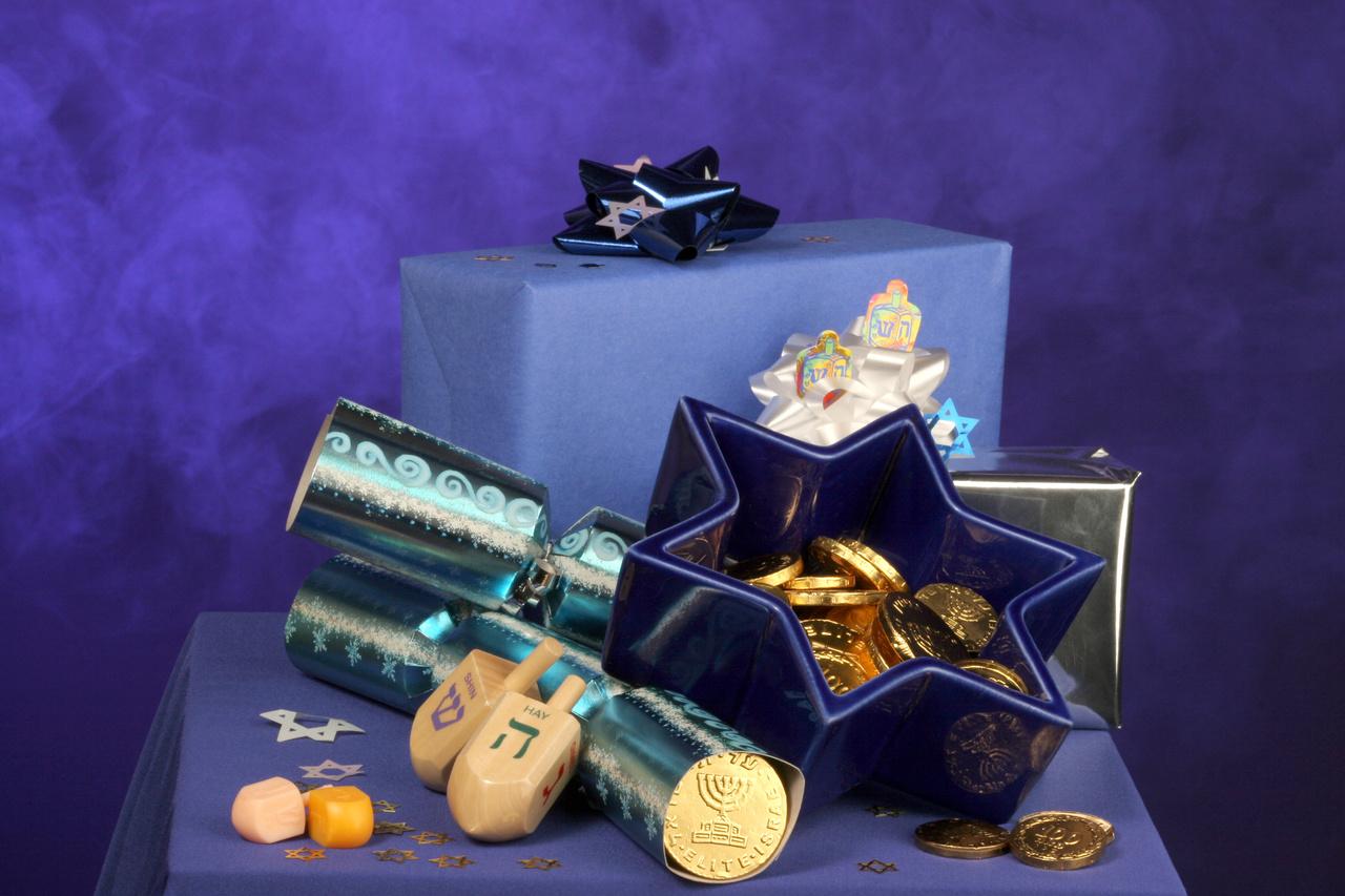 Decorations for Hanukkah