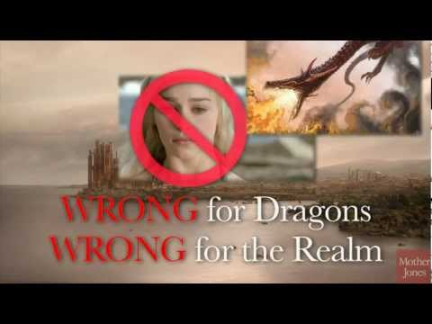 #Politics: Attack Ads in Game of Thrones