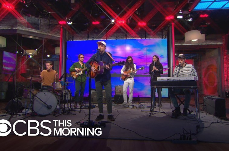 """Saturday Sessions: Andy Shauf performs """"Things I Do"""""""